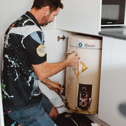 Hot Water System Salisbury