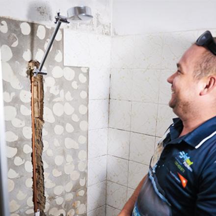 Leaking Shower Salisbury