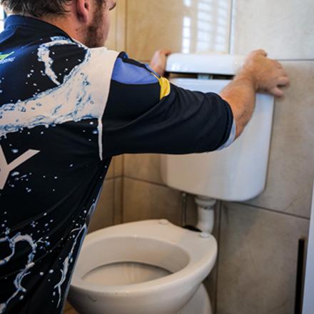 Toilet Plumbing Salisbury